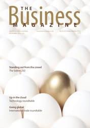 Thames Valley Business Magazine - Solent Nov12