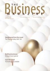 Thames Valley Business Magazine - Nov12