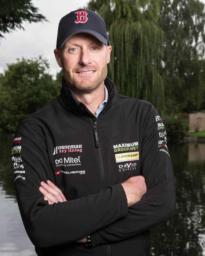 Rob Houseman of Houseman Racing