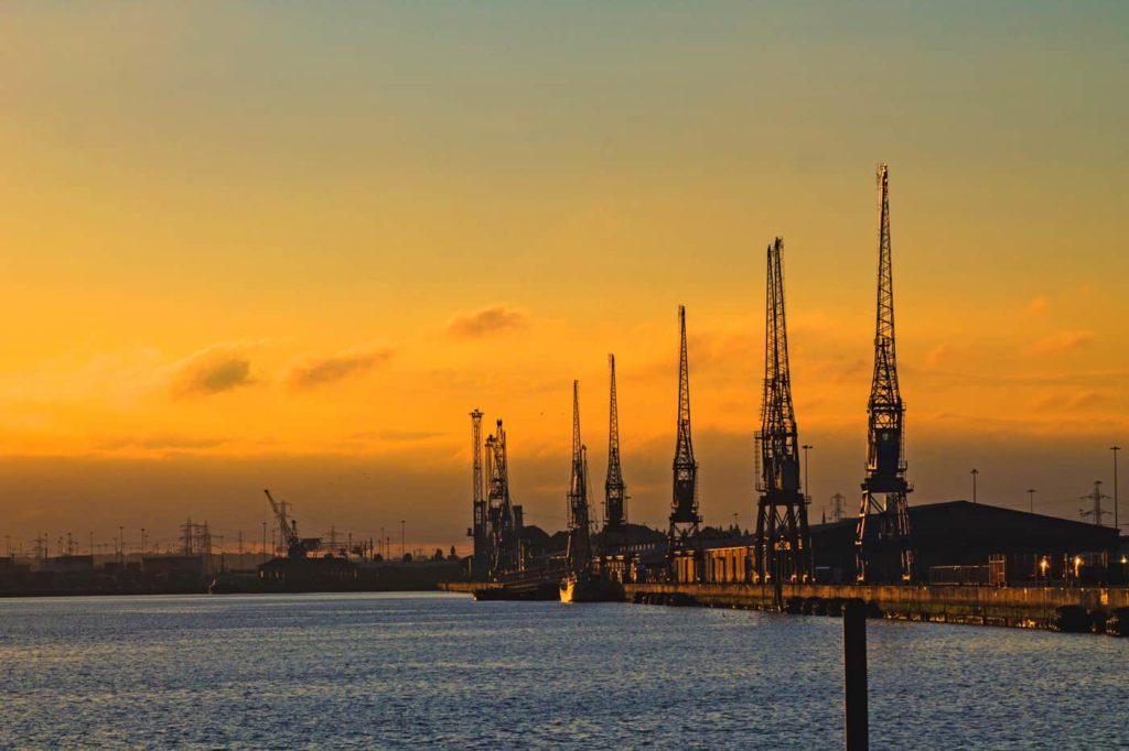 Southampton-Docks
