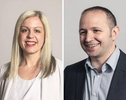 PKF-Francis-Clark-new-partners-Chloe-Mills-and-Liam-Dushynsky