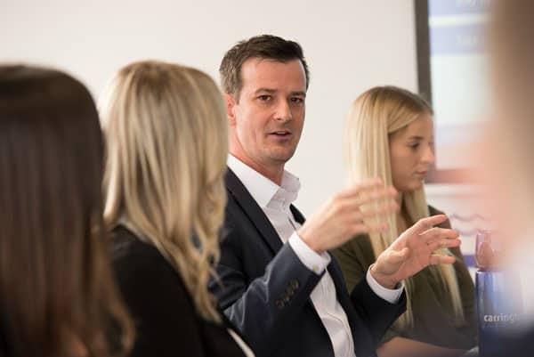 Carrington West awarded Platinum Investors in People